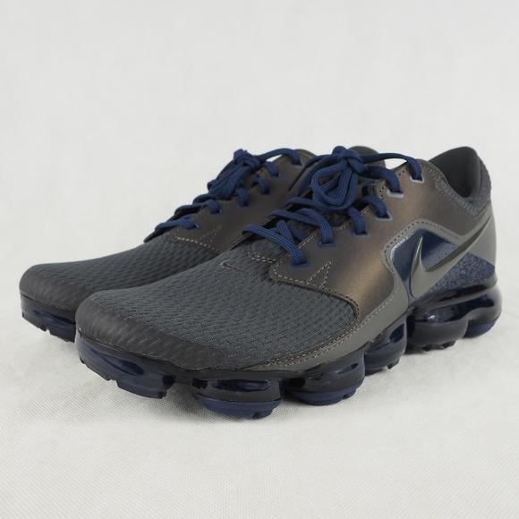 0e647fa4ce77d Nike Air Vapormax R Midnight Fog Shoes Size 10.5